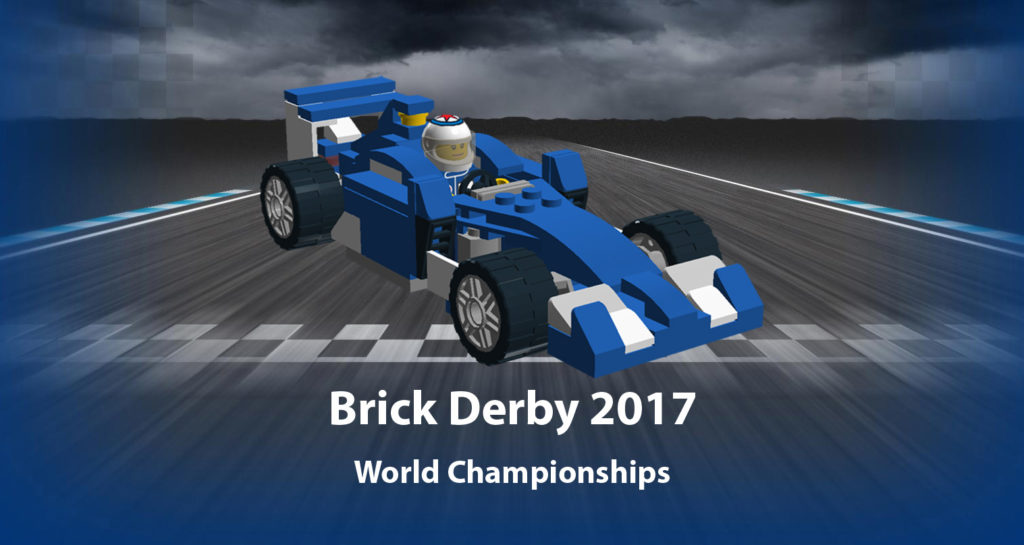 Brick Derby World Championships | Race Your Lego Cars